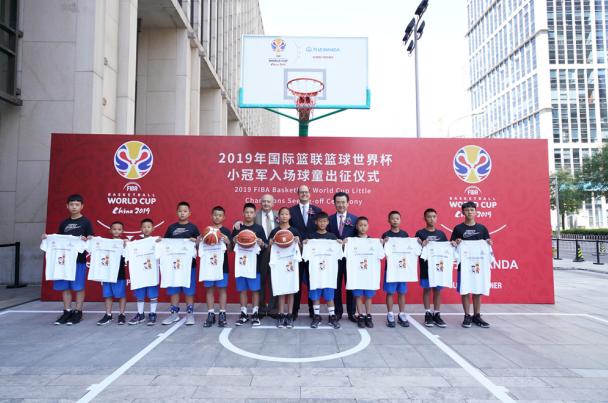 """【网易】""""小冠军""""出征篮球国际足联世界杯全记录"""