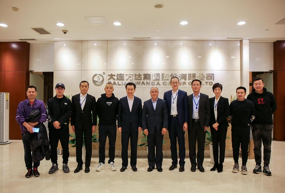 万达集团将与李宁公司开展全面战略合作
