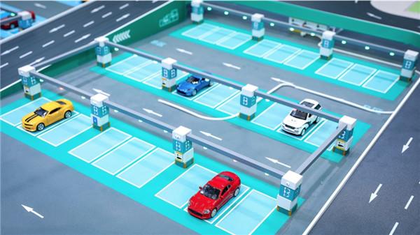 全国万达广场停车场全面升级为无人收费系统