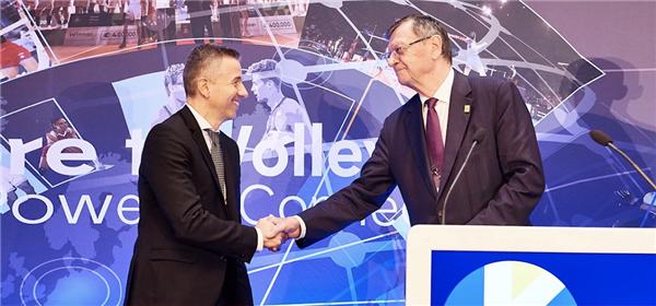 盈方独家获得欧洲排球联合会12年媒体分销权