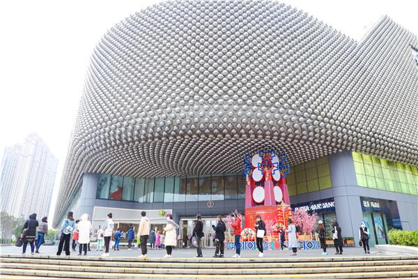 武汉4广场复工 全国万达广场全部恢复营业