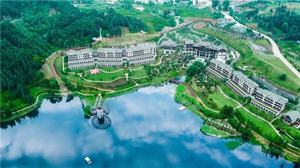 万达丹寨社会扶贫四期项目开业