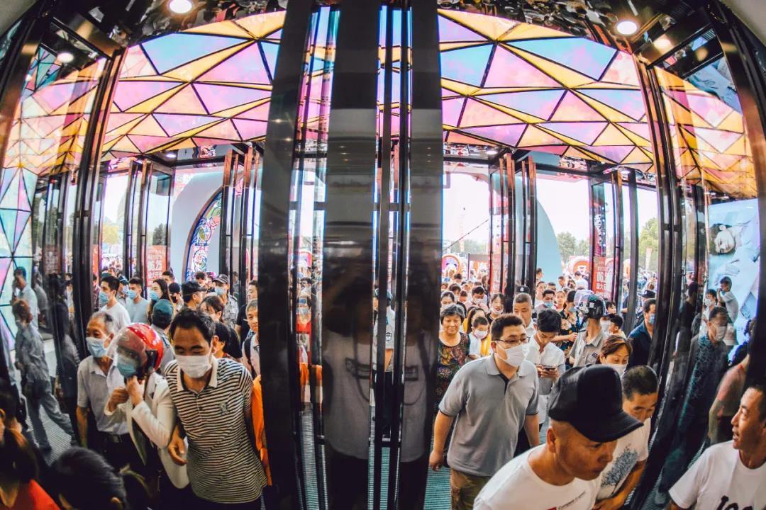 金沙广场迎批量开业,今年新增超18万就业岗位