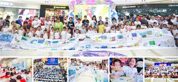 宝贝王举办全国儿童绘画大赛 超10万人参与