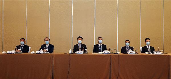 商管集團召開8月經營管理會議