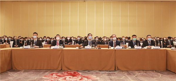 商管集团召开9月经营管理会议