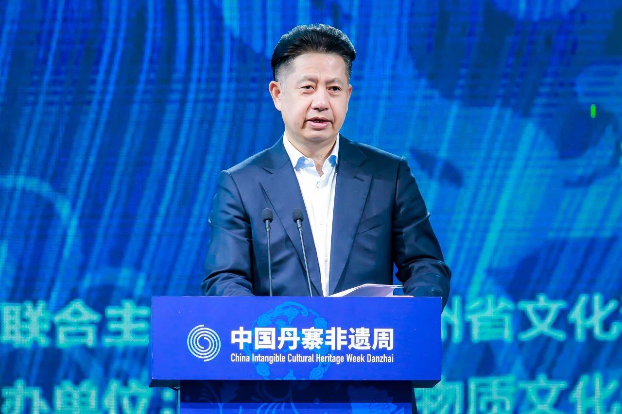 首届中国丹寨非遗周开幕