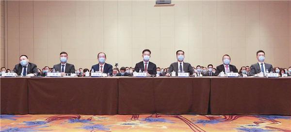 商管集團召開第三季度經營管理會議