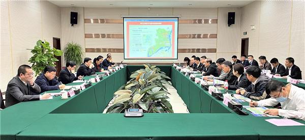 文旅院赴蕪湖考察調研 與政府召開座談會