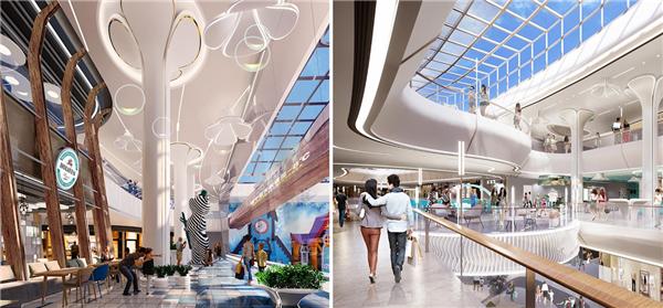 兰州万达茂内装方案获国际创新设计大赛金奖