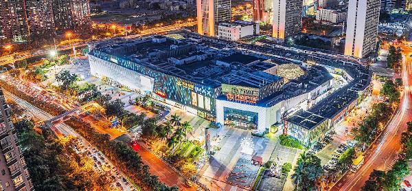 湖里万达广场成为厦门首家绿色商场