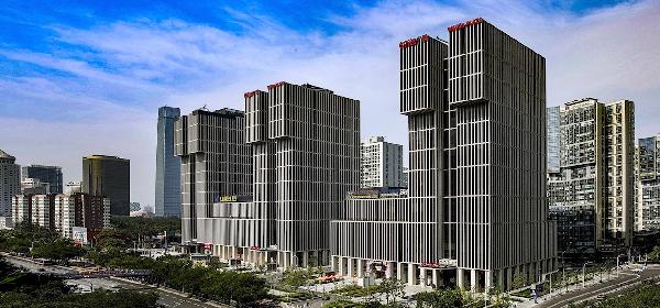 万达广场连续五年位列行业绿色运营竞争力排行榜第一