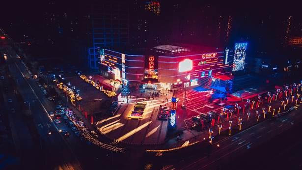 【新華網】萬達完成開業45個萬達廣場年度目標