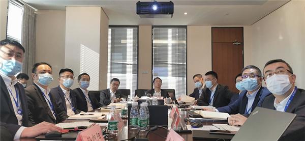 投资集团召开1月经营月度考核会