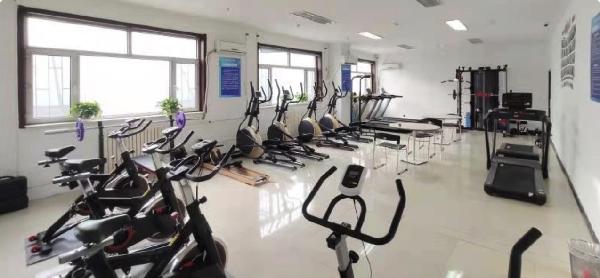 哈尔滨香坊www.64222.com获市总工会资金支持建设员工健身中心