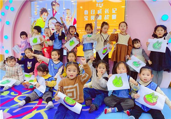 """寶貝王舉辦""""春日成長記""""系列營銷活動"""