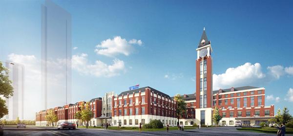 成都www.64222.comUPMC国际医院获第五届中国医院建设匠心奖