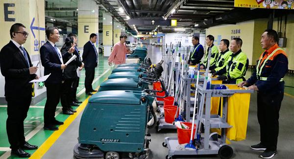 商管集团启动2021年度全国物业品质大比武