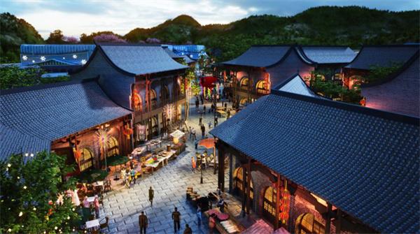 【新華網】延安新添紅色旅游名片 延安紅街將于6月12日開街