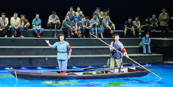 汉秀版《洪湖赤卫队》正式开票 将于8月与观众见面