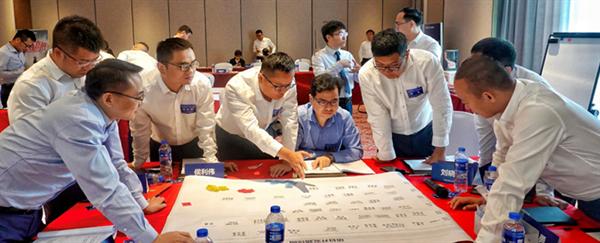 投资集团举办后备总经理专题培训