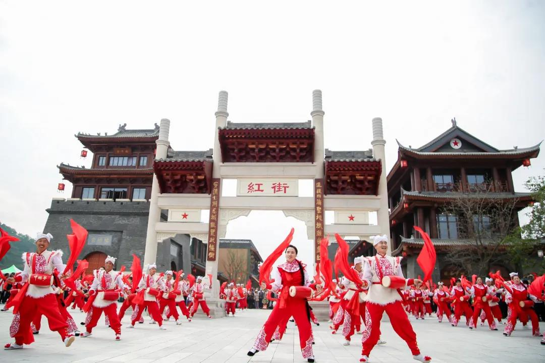 【长安街知事】延安红街是红色旅游的增量创新
