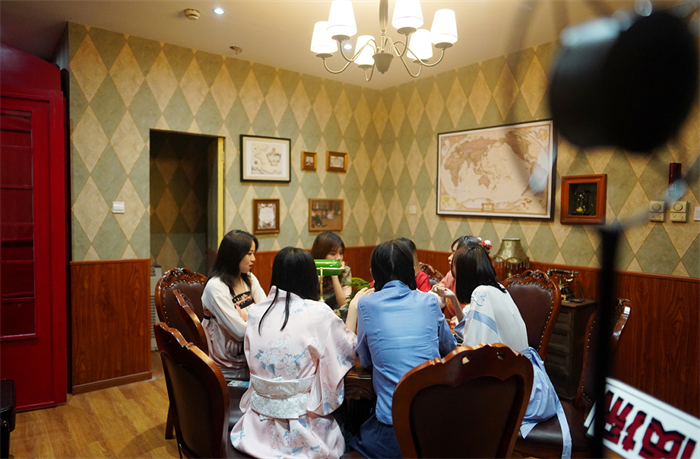 上海五角场万达影城开设沉浸剧本体验馆