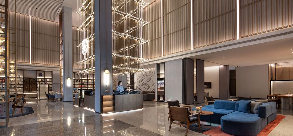 首座商务风格万达美华酒店在浙江慈溪开业