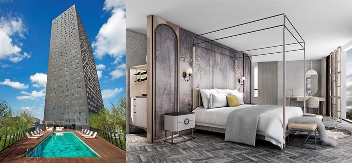 酒管首个海外轻资产项目伊斯坦布尔万达文华酒店开业