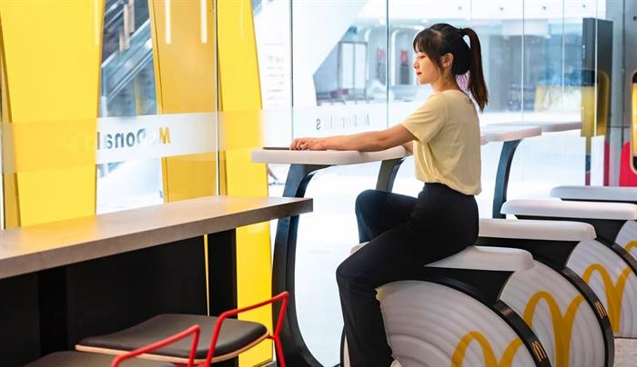 广东揭阳万达联手麦当劳打造中国首家低碳生活体验餐厅