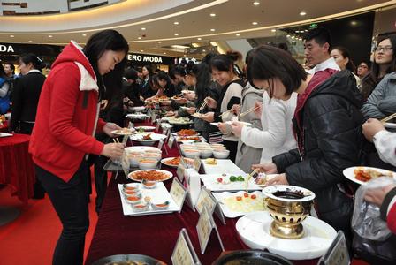 石家庄万达广场美食_石家庄裕华万达广场成功举办首届美食节活动- 万达官网