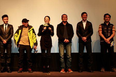 北京CBD萬達影城成功舉辦《一代宗師》全球首映禮
