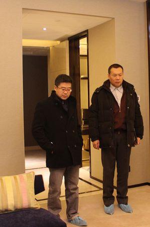 副总裁宁奇峰赴银川万达嘉华酒店检查指导工作