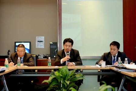 商業地產公司召開春節前營銷工作視頻會議