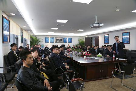 武漢項目開展消防安全知識培訓及演習