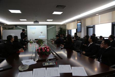 武漢文化項目組織消防培訓及實地操作演習