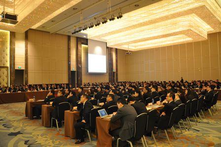 高級副總裁曲德君出席商管系統2013年第一季度經營管理會
