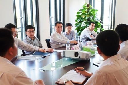王健林董事長視察萬達西雙版納項目 會見州委書記州長