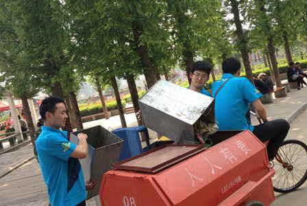 洛阳万达影城_洛阳万达影城义工服务国际牡丹文化节获好评- 万达官网