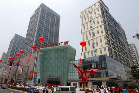 無錫惠山萬達廣場盛大開業 形成無錫北最大商業集群